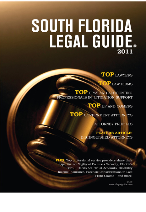 SF Legal Guide 2011