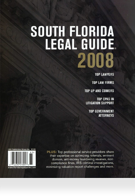 SF Legal Guide 2008